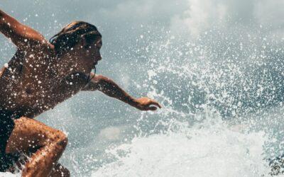 CBD et Surf : Le Combo Idéal ? (Sportifs et athlètes)