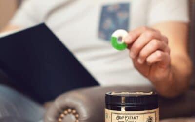 42% des Utilisateurs de CBD Remplacent Les Médicaments Traditionnels
